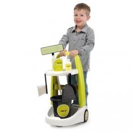SMOBY - 330300 Úklidový vozík Clean