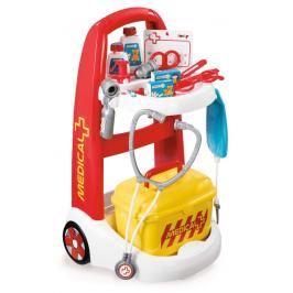 SMOBY - 340201 lékařský vozík Medical s kufříkem