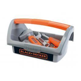 SMOBY - 360101 Box s pracovním nářadím Black & Decker