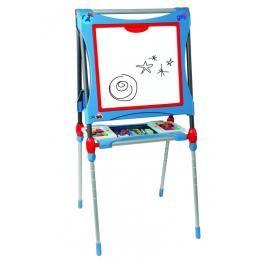 SMOBY - 410202 Magnetická oboustranná tabule EVOLUTIF modrá