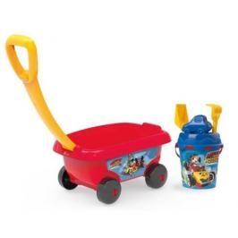SMOBY - 867003 Vozík se soupravou do písku Mickey
