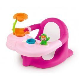 SMOBY - Cotoons Sedátko do vany, růžové
