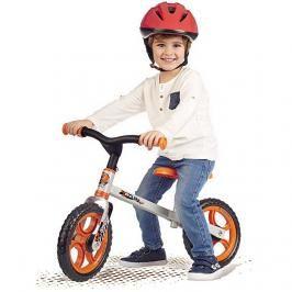 SMOBY - cykloodrážadlo oranžové 770200