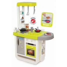 SMOBY - Kuchyňka Bon Appetit Cherry zeleno-šedá elektronická