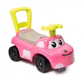 SMOBY - odrážedlo 720518 auto Ride-on růžové
