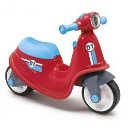SMOBY - odrážedlo 721003 Scooter červené