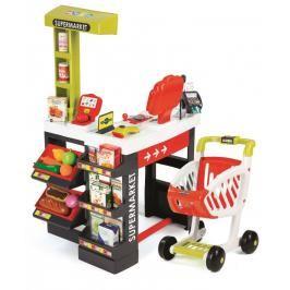 SMOBY - Supermarket červeno-zelený