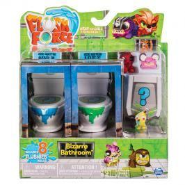 SPIN MASTER - Flush Force 8 Figurek + 2 Záchody Asst