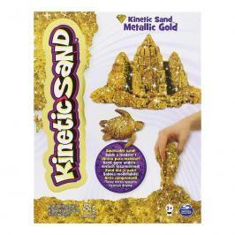 SPIN MASTER - Kinetic Sand Metalický písek zlatý nebo stříbrný 26411