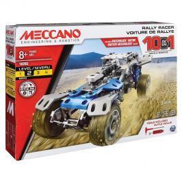 SPIN MASTER - Meccano 10 Modelů Rally Aut S Motorem