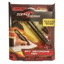 SPIN MASTER - Spy-Gear Agenturní nahrávací pero 22169