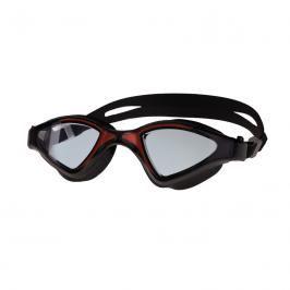 SPOKEY - ABRAMIS Plavecké brýle černé s červeným
