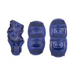 SPOKEY - AEGIS - 3-dílná sada dětských chráničů, tmavě modré, vel. M
