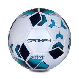 SPOKEY - AGILIT Fotbalový míč bílo-tyrkysový vel.4