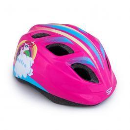 SPOKEY - ASTRO Dětská cyklistická přilba, 48-52 cm