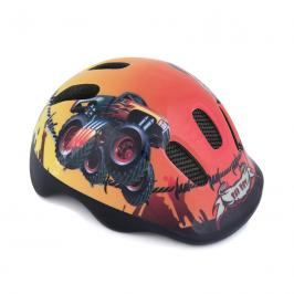 SPOKEY - BAD BOY Dětská cyklistická přilba, 48-52 cm