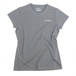 SPOKEY - BECOOL 20 LADY Dámské funkční tričko šedé S