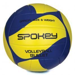 SPOKEY - BULLET  Volejbalový míč žluto-modrý  rozm.5