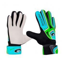 SPOKEY - CATCH II brankářské rukavice zelené roz.5