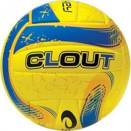 SPOKEY - CLOUT II  Volejbalový míč žlutý č.5