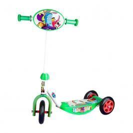 SPOKEY - Critter tříkolka dětská zelená