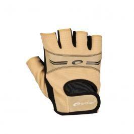SPOKEY - ELENA Dámské Fitness rukavice béžová vel. M