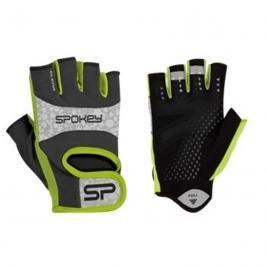 SPOKEY - ELENA II Dámské Fitness rukavice  vel.M limeta