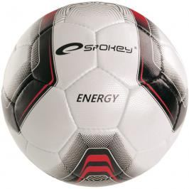 SPOKEY - ENERGY - Fotbalový míč červený č. 5
