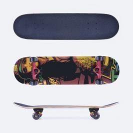 SPOKEY - EX2 Skateboard 78,7 x 20 cm, ABEC 3