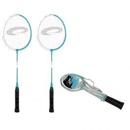 SPOKEY - FIT ONE BLUE Sada na badminton modrá
