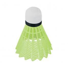 SPOKEY - FLAME-Badmintonové míčky 6ks nylonové zelené