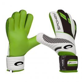 SPOKEY - FORCE brankářské rukavice - zelená  roz.6