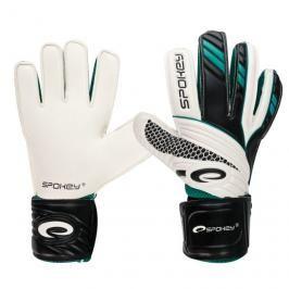 SPOKEY - FORCE brankářské rukavice bílo-černá  roz.7