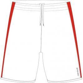SPOKEY - Fotbalové šortky bílé vel. M