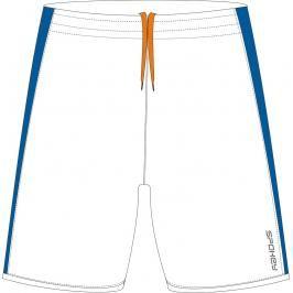 SPOKEY - Fotbalové šortky bílo-modré  vel. M