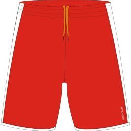 SPOKEY - Fotbalové šortky červeno-bílé vel. XXL