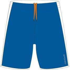 SPOKEY - Fotbalové šortky modré junior  vel. 128-134 cm
