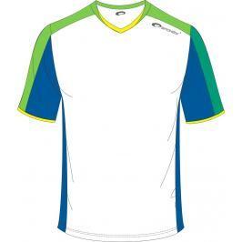 SPOKEY - Fotbalové triko bílo-zelené vel. XL