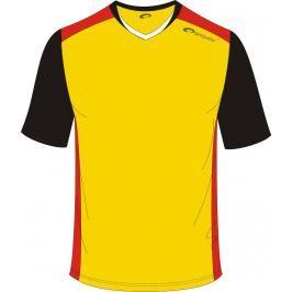 SPOKEY - Fotbalové triko žluté  vel. L