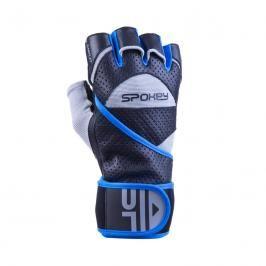 SPOKEY - GANTLET II   Fitness rukavice vel. M černo-modré