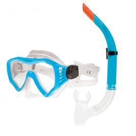 SPOKEY - GOMERA Sada brýle + šnorchl modré
