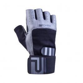 SPOKEY - GUANTO II fitness rukavice vel.XL černo-šedé