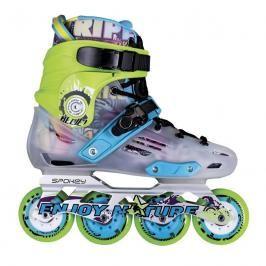 SPOKEY - GUTSY Slalomové kolečkové brusle č. 42