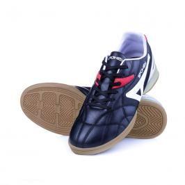 SPOKEY - HALL  JR 2 Juniorská sáalová obuv černo-bílá vel.28