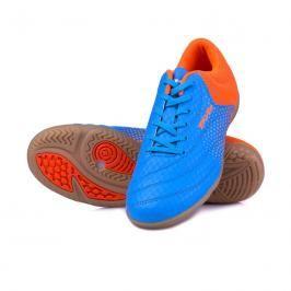 SPOKEY - HALL  JR 3 Juniorská sálová obuv modro-oranžová vel.30