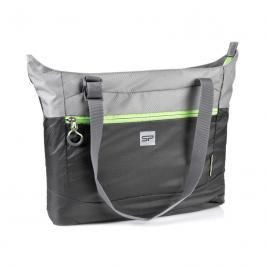 SPOKEY - HIDDEN LAKE Taška přes rameno, zelený zip