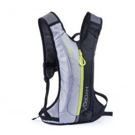 SPOKEY - HYDRO - Cyklistický a běžecký batoh 2l šedo/černý, voděodolný