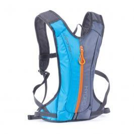 SPOKEY - HYDRO - Cyklistický a běžecký batoh 2l šedo/modrý, voděodolný