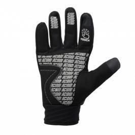SPOKEY - ICON Cyklistické rukavice hřejivé L s dlouhými prsty