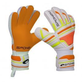 SPOKEY - INTENSE Brankářské rukavice oranžové vel.4